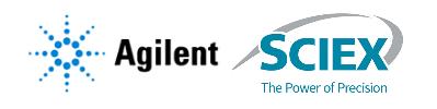 Agilent and sciex logoNEW
