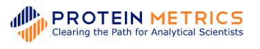 Protein metrics