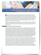 AdvancesInPrenatalAndNeonatalScreening_List
