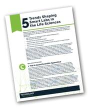 5TrendsShapingSmartLabsInTheLifeSciences_List