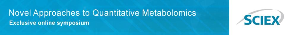 Novel Approaches to Quantitative Metabolomics