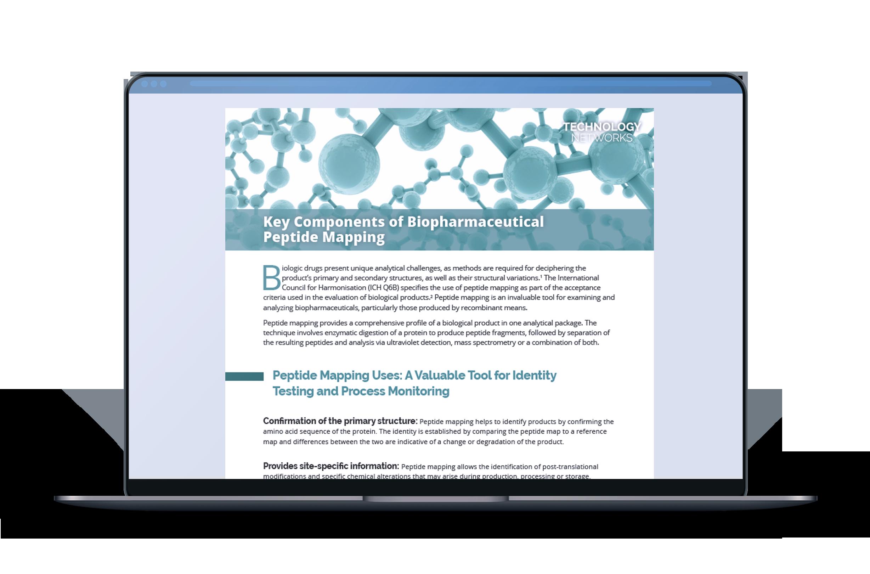 KeyComponentsOfBiopharmaceuticalPeptideMapping