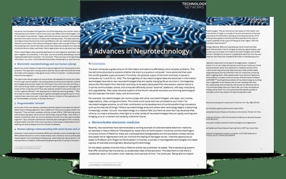 AdvancesInNeurotechnology_List