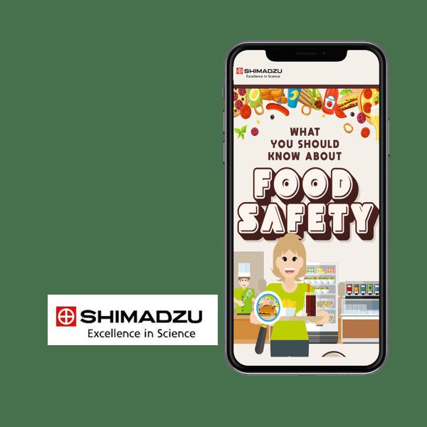 Shimadzu- Food